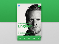 Daily UI - 006 - Profile