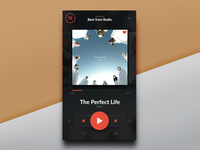 Daily UI - 009 - Music Player