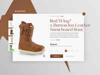 Daily UI - 012 - E Commerce (Single item)