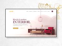 Interior Homepage