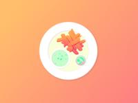 Potato Wasabi