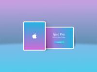 Freebie | Ipad Pro Minimal Mockup