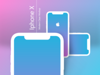 Freebie | Iphone X Mockup 1