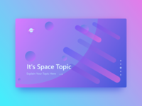 Freebie | Ui Kit App Landing Page Theplate Mockup  3 It S Space