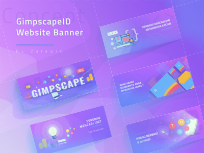 Freebie | All Gimpscape Banner