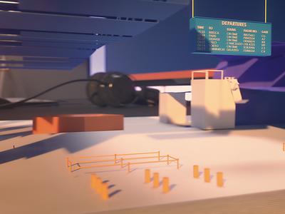 Jviation Animation 04 animation paper redshift3d motion graphics design 3d after effects spacelaser 3d design cinema 4d