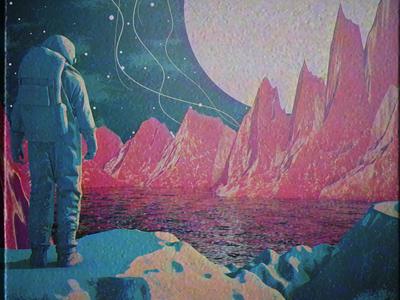 I, Robot. sci fi planet space astronaught robot i robot asimov isaac design 3d spacelaser 3d design cinema 4d