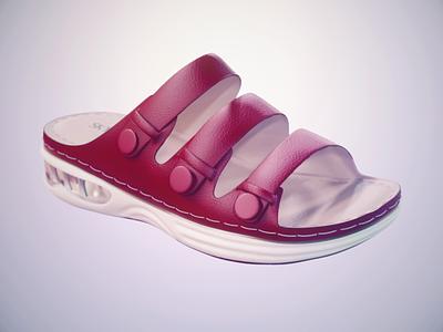 SkyWalk Footware shoe design shoe animation design art mograph animation illustration c4d redshift3d after effects motion graphics design spacelaser 3d 3d design cinema 4d