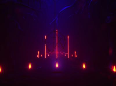 Sinister VJ Loop 01
