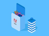Isometric Adobe Collections