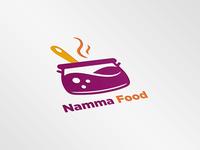 Namma Food Logo