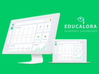 Educalora Academic Dashboard