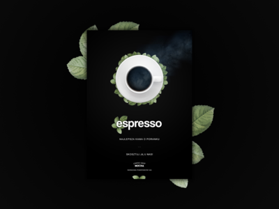 leaflet restaurant coffee