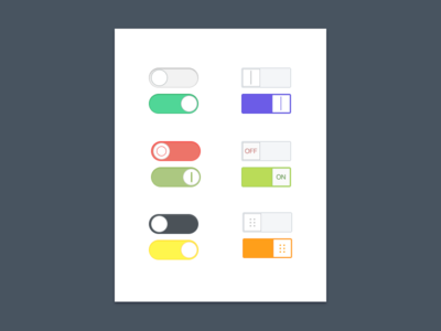 Daily UI #015 - On/Off Switch