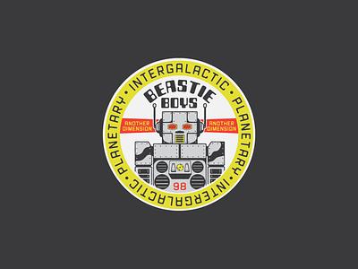 BADGE COLLAB 2020 art illustrator fun artist graphic design drawing typography badge badgedesign design illustration