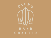 Part of some brand exploration for Olero surfboards