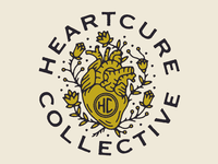 Logo for the fine folk at Heartcure Collective
