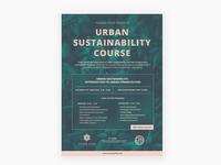 Urban Sustainability Poster