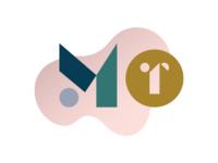Mt Logo Pink Blob