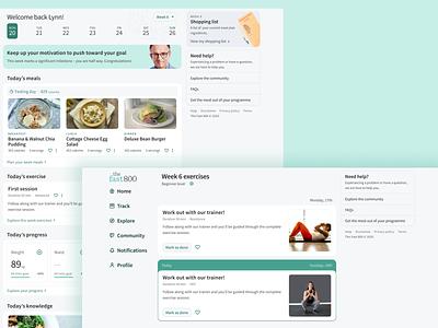 The Fast 800 website web design web design ui ux app product design