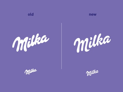 Milka ReDesign