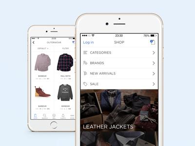 Shop & Catalogue