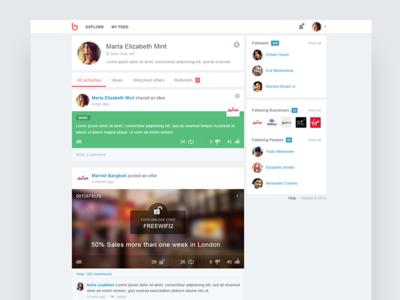 Hobout User Profile