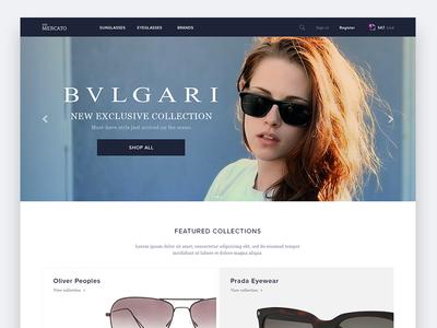 The Mercato Glasses Shop