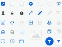 Icon Sprite Sheet