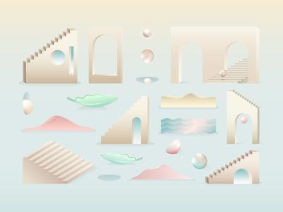 Architectural : Elements