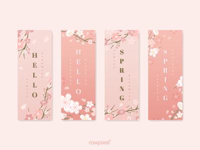 Hello Spring : Banner