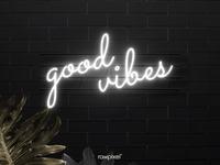 Neon : Good Vibes