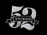 52 Words is now live