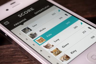 Inpetto Score inpetto interface mobile