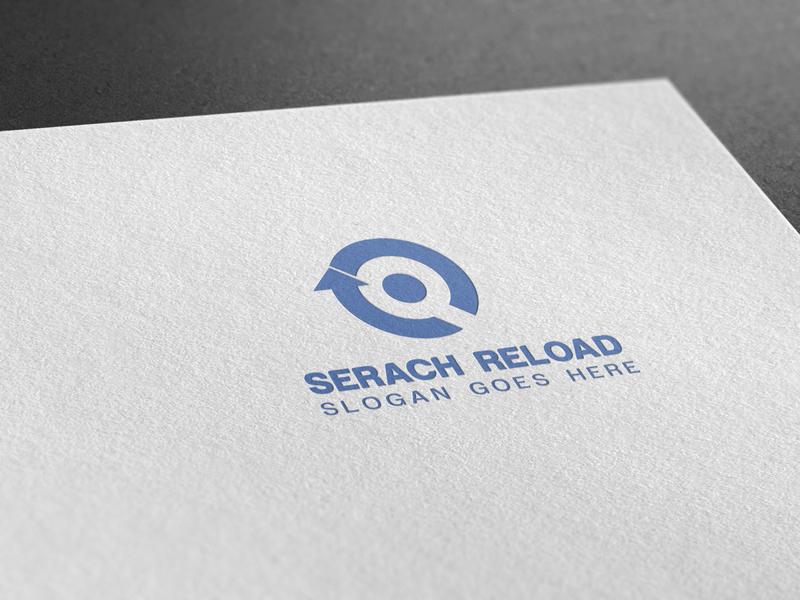 Search Reload Logo