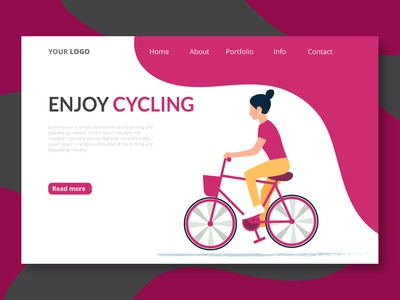Enjoy Cycling