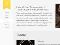 ffi - Writing & Author's Website