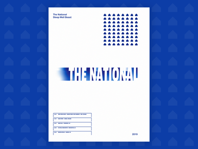 The National- Poster Vol.1
