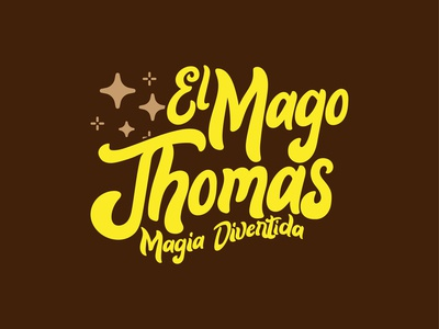 El Mago Thomas Logo