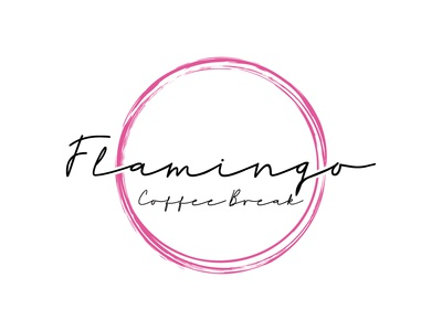 Flamingo Coffee Break