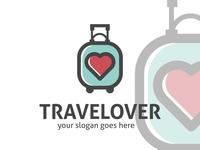 Travel Lover Logo
