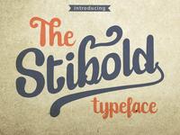 Stibold Unique Font