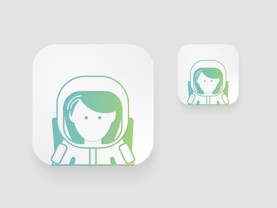 Icon Profession4 type animation web app branding ux icon typography ui design logo illustration