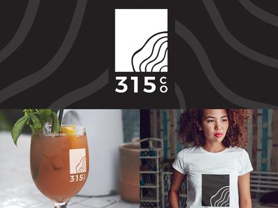 315 Collective Branding logo vector branding creativedirection creative design type illustration design brand identity graphic design