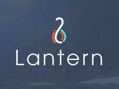 Lantern Branding icon logo creative design design brand identity graphic design branding