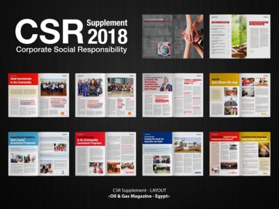 CSR Supplement - Layout