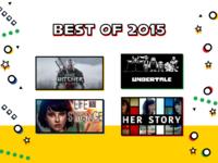 Best (games) Of 2015