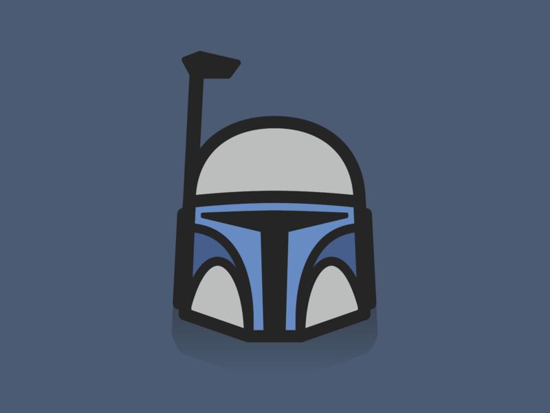 Mandalorian Helmet by Grant Mortenson  b5a86c0c1