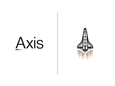Axis Rocket Logo