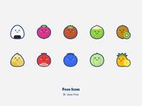Food Icons 04